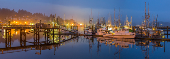Early Morning Harbor