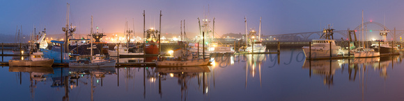 Early Morning Harbor II