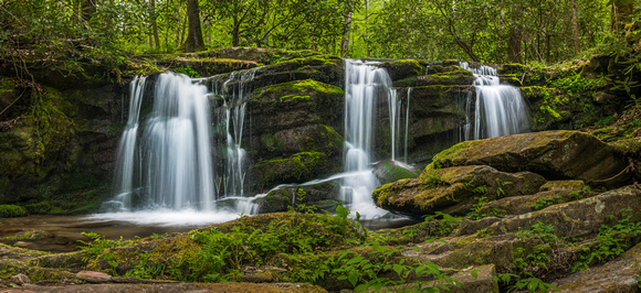 Three Falls in Tremont